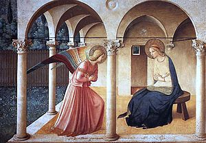 ANGELICO Annunciation
